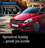 LITEX partner - Operativní leasing Mercedes
