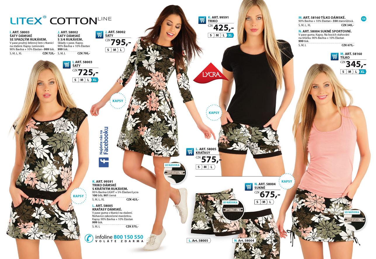 LITEX Fashion 2019 [strana 135] - katalog LITEX