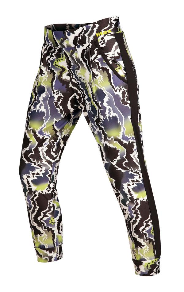 Kalhoty dámské 7/8 s nízkým sedem. 50016 | Legíny střední LITEX