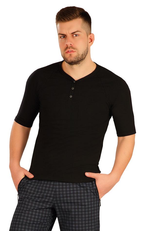 Triko pánské s 3/4 rukávem. 50235   Pánské oblečení LITEX
