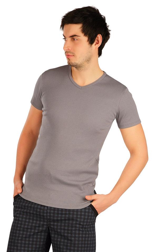 Triko pánské s krátkým rukávem. 50237 | Pánské oblečení LITEX