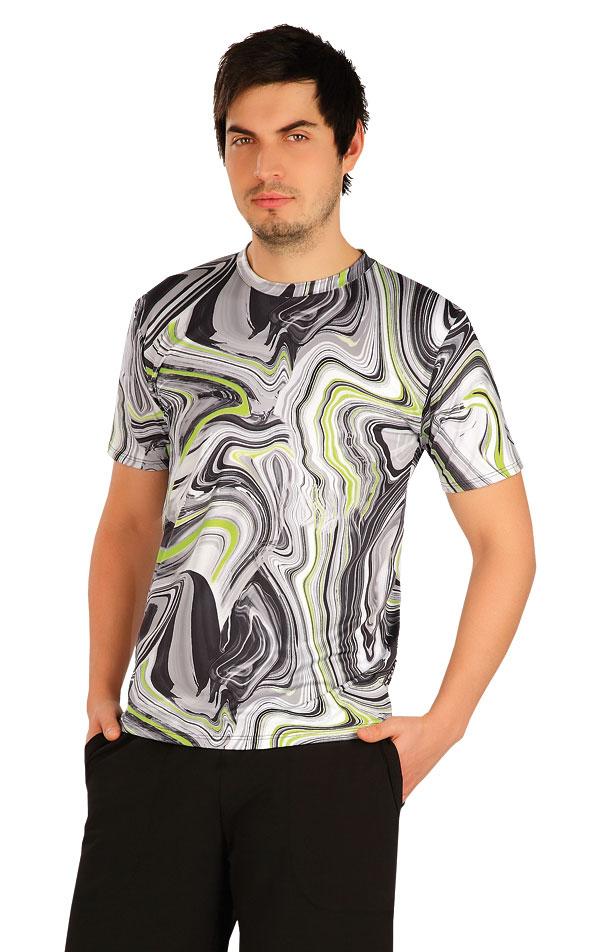 Triko pánské s krátkým rukávem. 50243 | Pánské oblečení LITEX