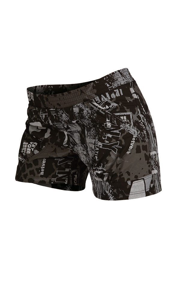 Kraťasy dámské bokové. 50256 | Kalhoty Microtec LITEX