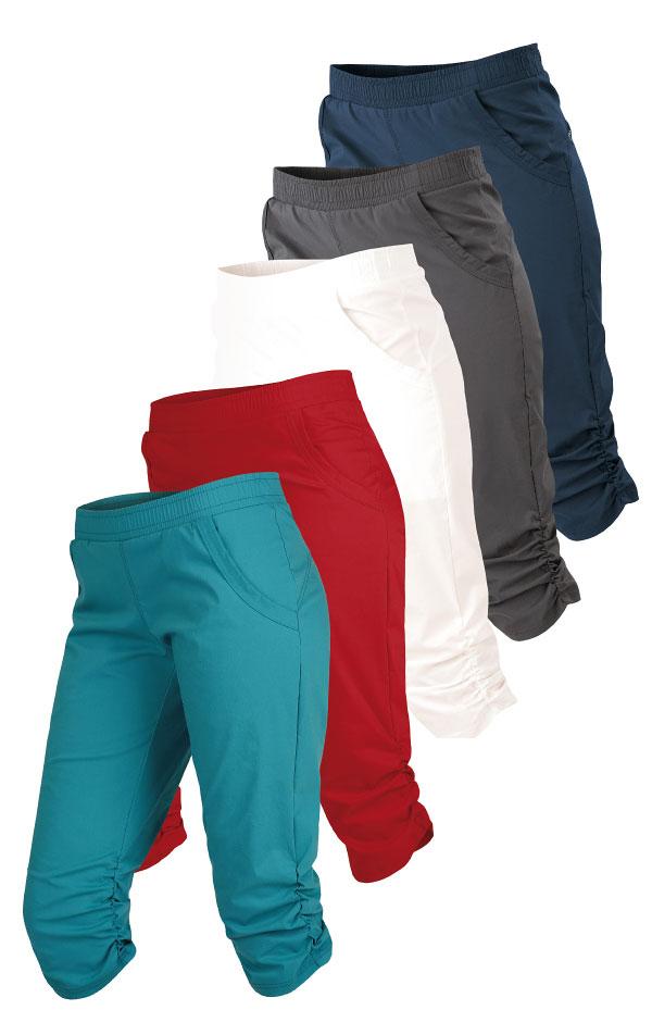 Kalhoty dámské bokové v 3/4 délce. 50271 | Sportovní oblečení LITEX