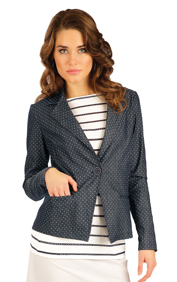 Sako dámské s dlouhým rukávem. 50306 | Fashion LITEX LITEX