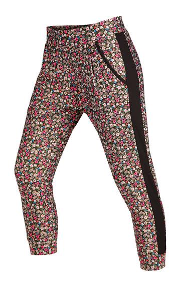 b229018a7d8 Kalhoty dámské 7 8 s nízkým sedem.