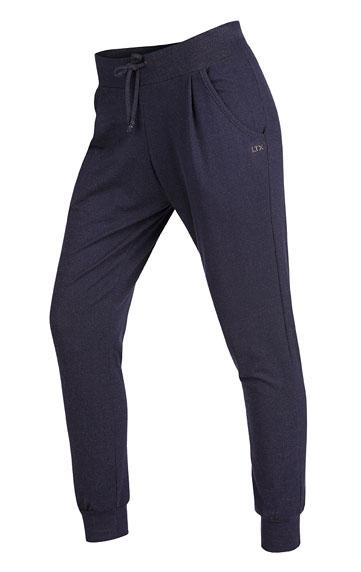 Kalhoty dámské dlouhé s nízkým sedem.