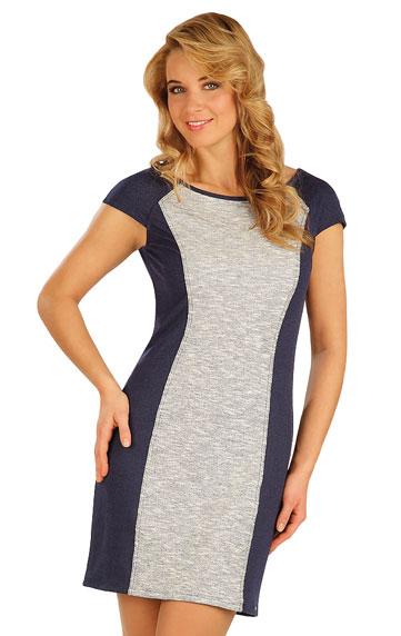 Šaty dámské s křidélkovým rukávem.