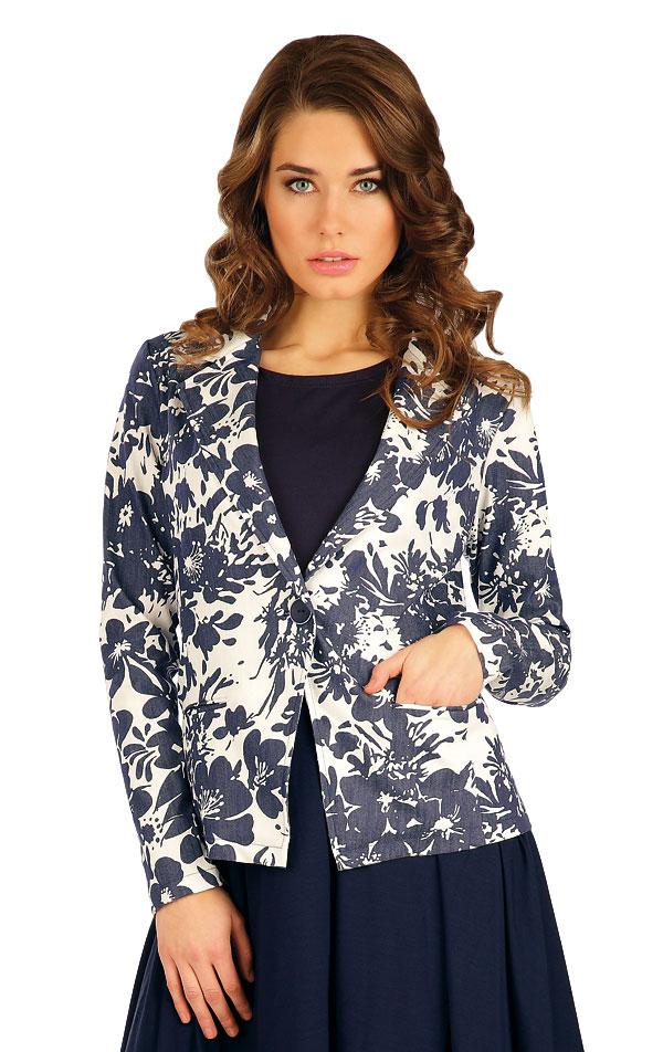 Sako dámské s dlouhým rukávem. 50352 | Fashion LITEX LITEX