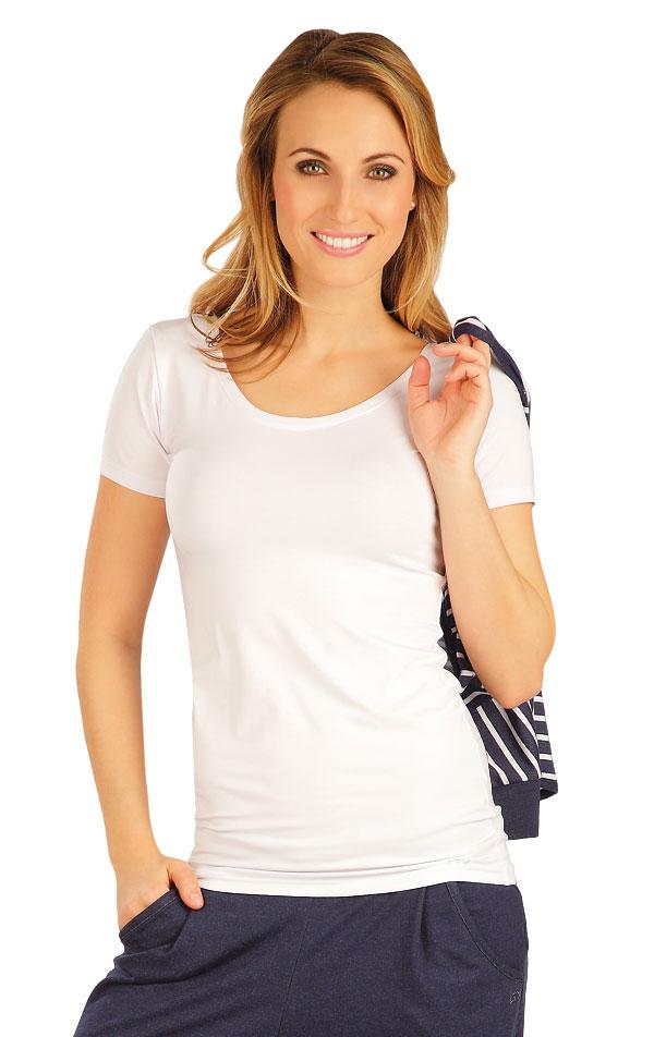Triko dámské s krátkým rukávem. 50385 | Trika, topy, tílka LITEX