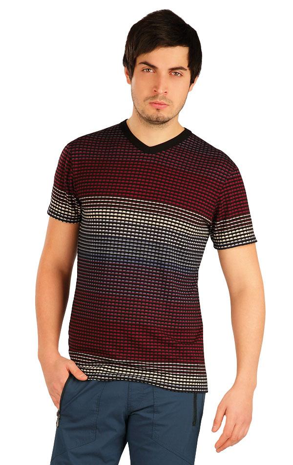 Triko pánské slim. 50439 | Pánské oblečení LITEX