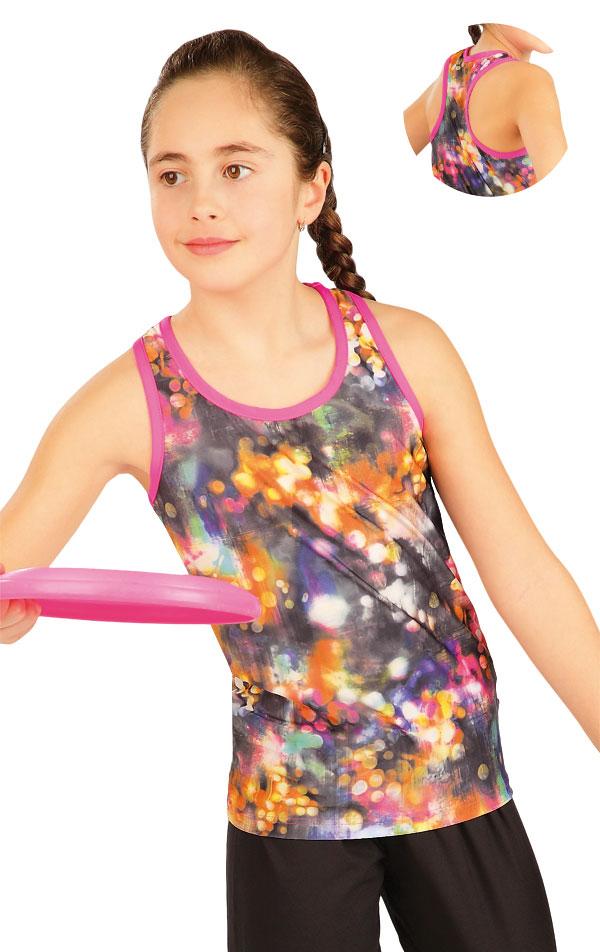 Tílko dětské. 50459 | Dětské oblečení LITEX