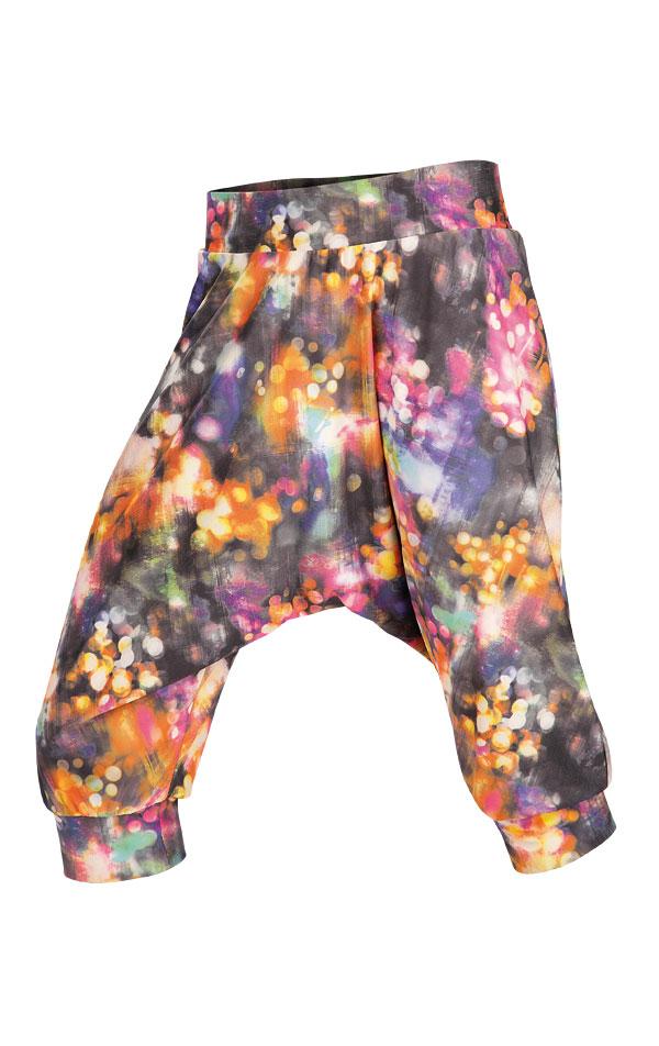 Kalhoty dětské 3/4 s nízkým sedem. 50460 | Dětské oblečení LITEX