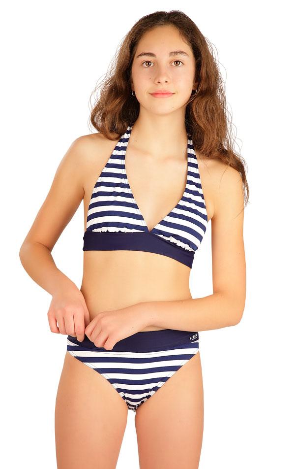 Dívčí plavky kalhotky středně vysoké. 50515   Dívčí plavky LITEX
