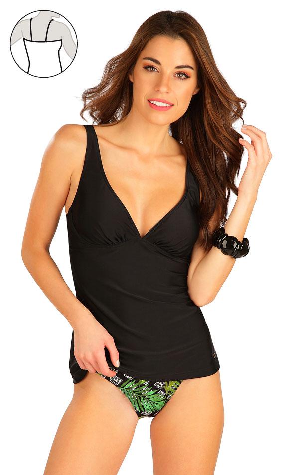 Plavkový top dámský s kosticemi. 50577   Dvoudílné plavky LITEX