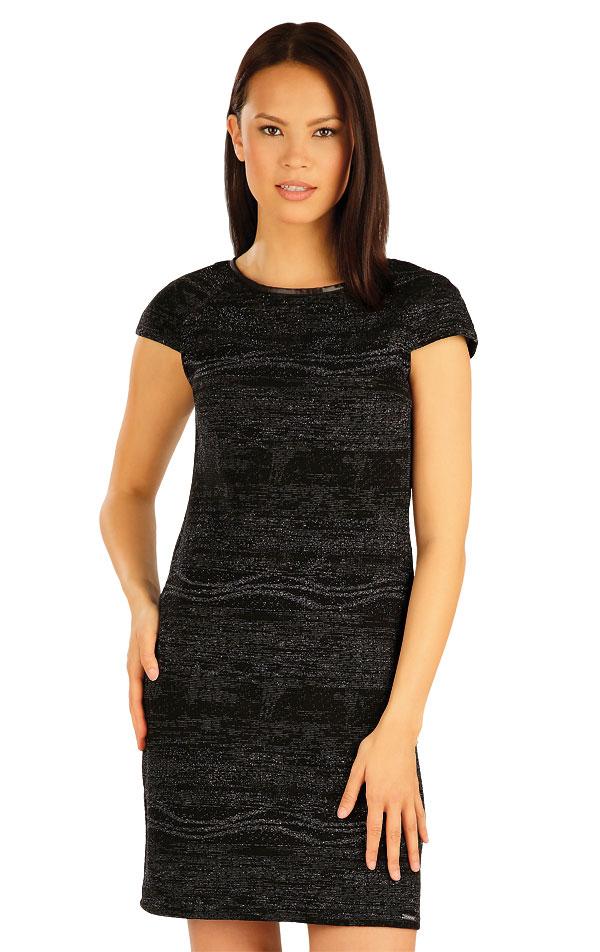 Šaty dámské s krátkým rukávem. 51006 | Šaty a sukně LITEX