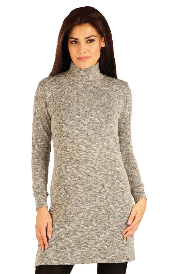 Šaty dámské s dlouhým rukávem. 51013 | Sportovní oblečení LITEX