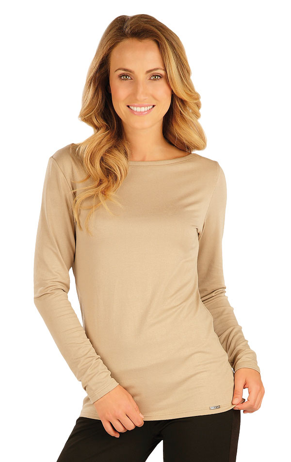 Svetr dámský s dlouhým rukávem. 51023 | Sportovní oblečení LITEX