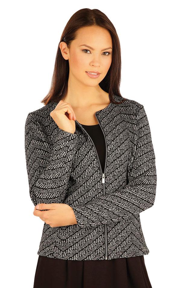 Kabátek dámský s dlouhým rukávem. 51029 | Fashion LITEX LITEX