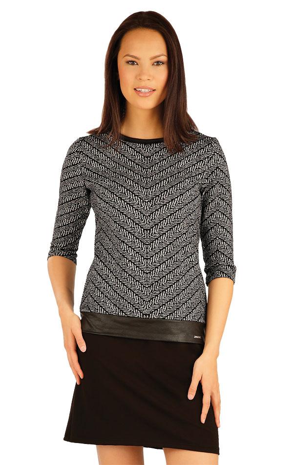 Šaty dámské s 3/4 rukávem. 51032 | Sportovní oblečení LITEX