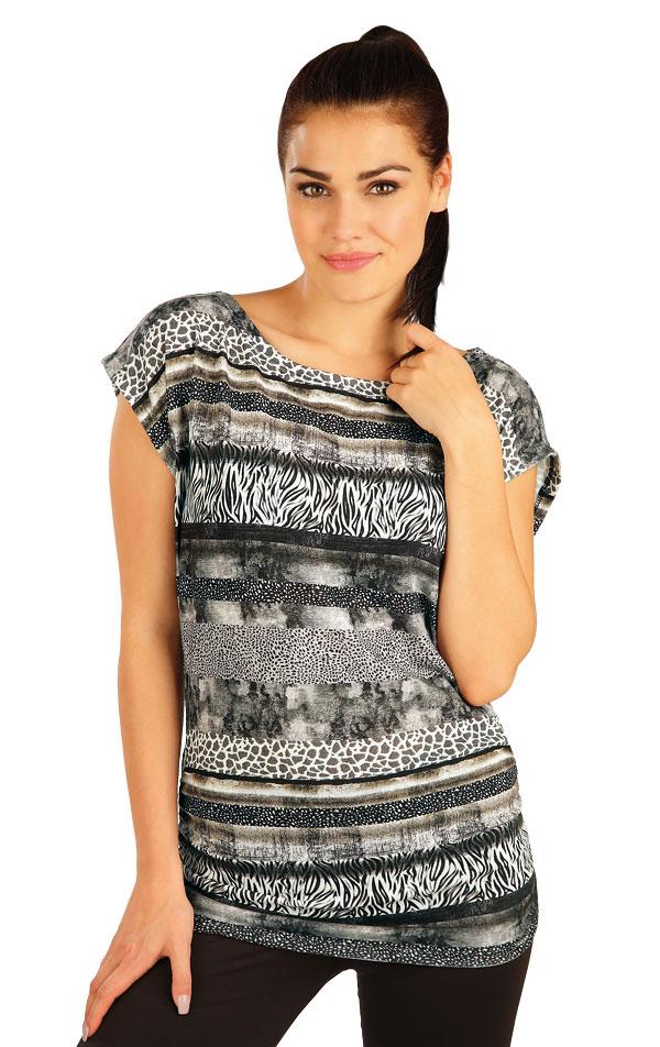 Triko dámské s krátkým rukávem. 51034 | Sportovní oblečení LITEX