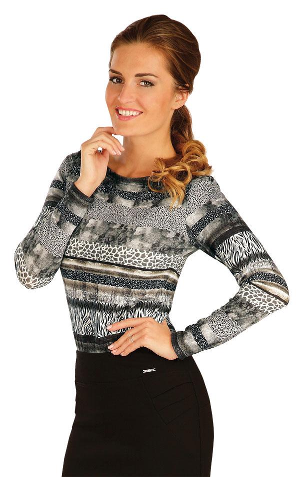 Triko dámské s dlouhým rukávem. 51036 | Sportovní oblečení LITEX
