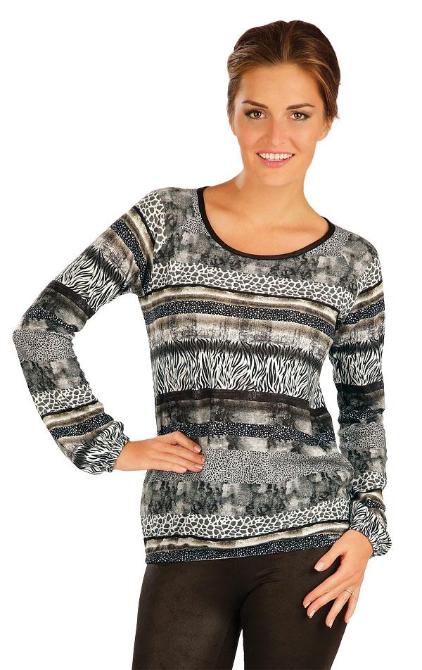 Triko dámské s dlouhým rukávem. 51037 | Sportovní oblečení LITEX