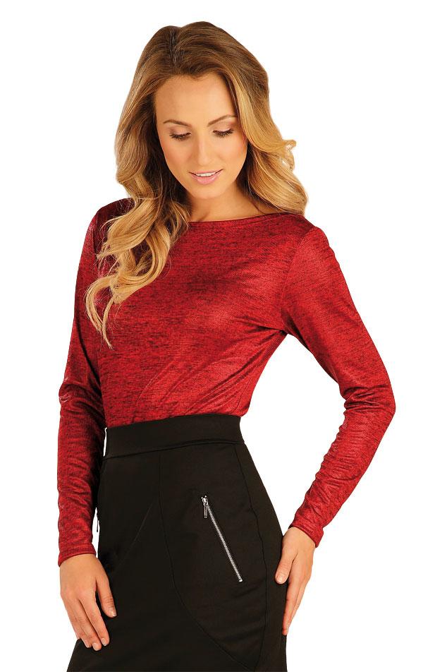Triko dámské s dlouhým rukávem. 51042 | Sportovní oblečení LITEX
