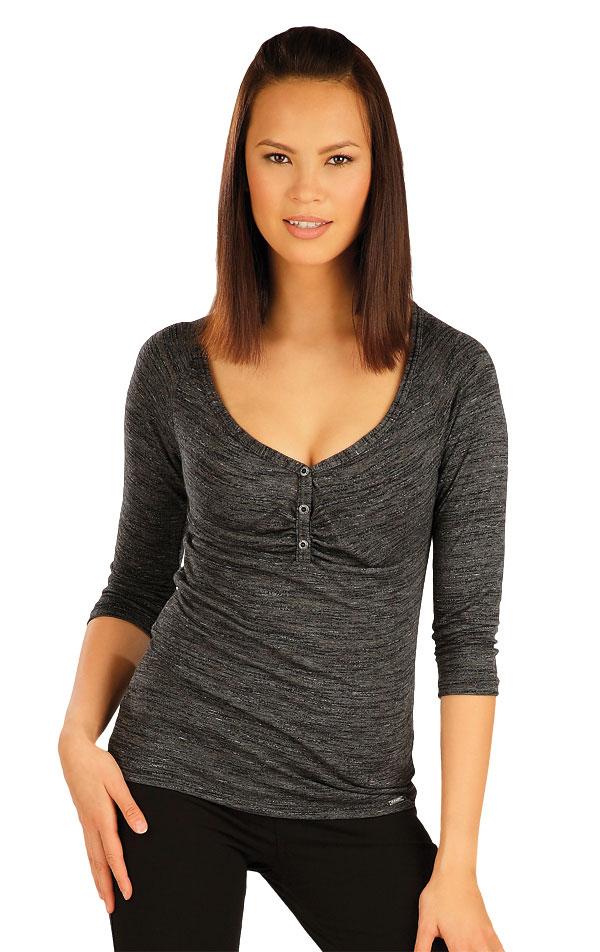 Triko dámské s 3/4 rukávem. 51051 | Sportovní oblečení LITEX