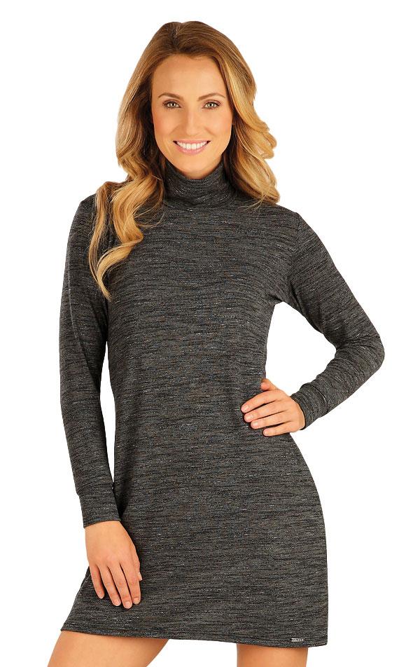 Šaty dámské s dlouhým rukávem. 51053 | Šaty a sukně LITEX