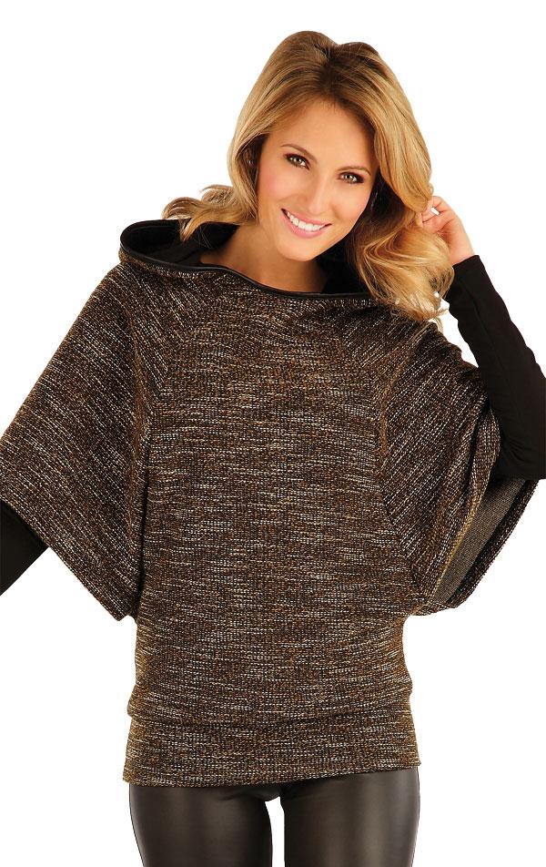 Pončo dámské s kapucí. 51070 | Sportovní oblečení LITEX