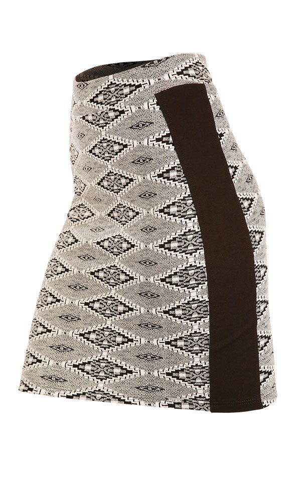 Sukně dámská do pasu. 51078 | Šaty a sukně LITEX