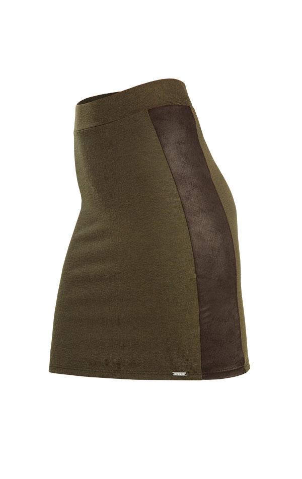 Sukně dámská do pasu. 51081 | Šaty a sukně LITEX