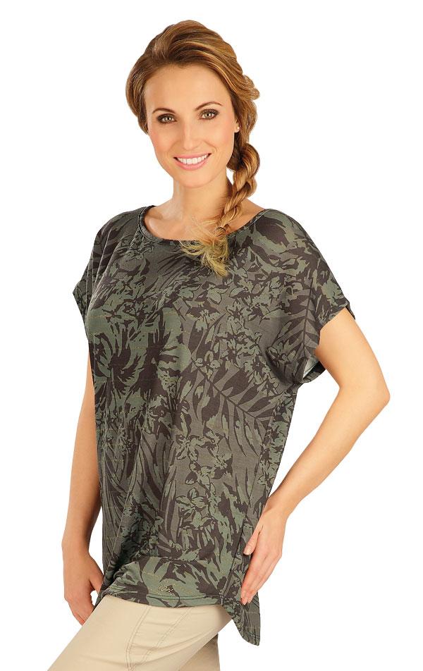 Triko dámské s krátkým rukávem. 51093 | Sportovní oblečení LITEX