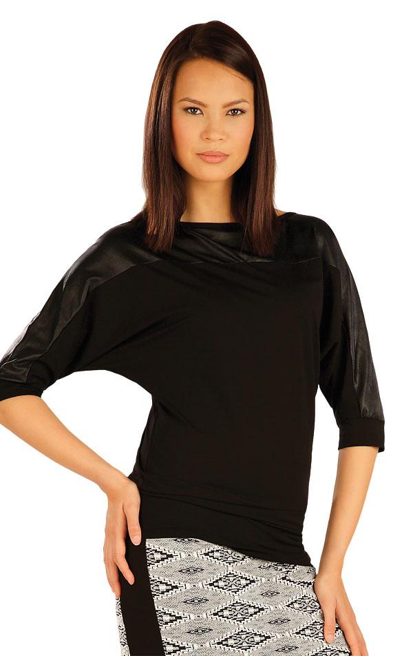 Triko dámské s 3/4 rukávem. 51121 | Sportovní oblečení LITEX