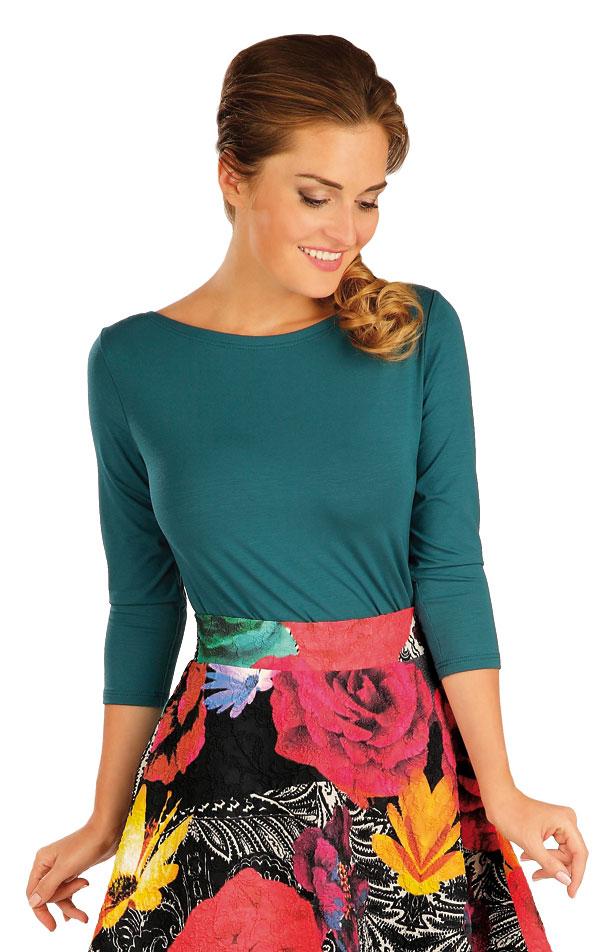 Triko dámské s 3/4 rukávem. 51127 | Sportovní oblečení LITEX