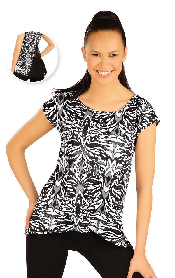 Triko dámské s krátkým rukávem. 51134 | Trika, topy, tílka LITEX