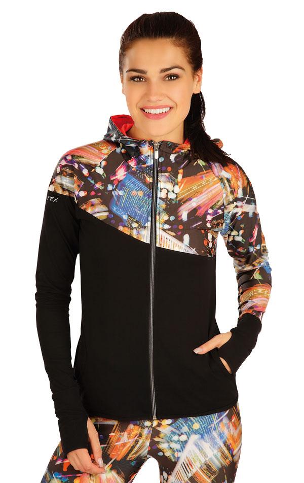 Bunda dámská s kapucí. 51147 | Vesty a bundy LITEX