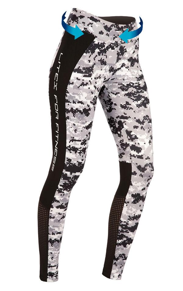 Legíny dámské dlouhé sportovní. 51169 | Sportovní oblečení LITEX