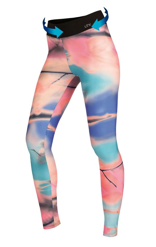 Legíny dámské dlouhé. 51170 | Sportovní oblečení LITEX