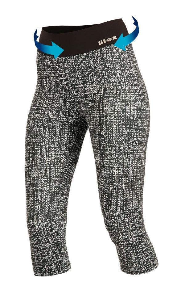 Legíny dámské v 3/4 délce. 51172 | Sportovní oblečení LITEX