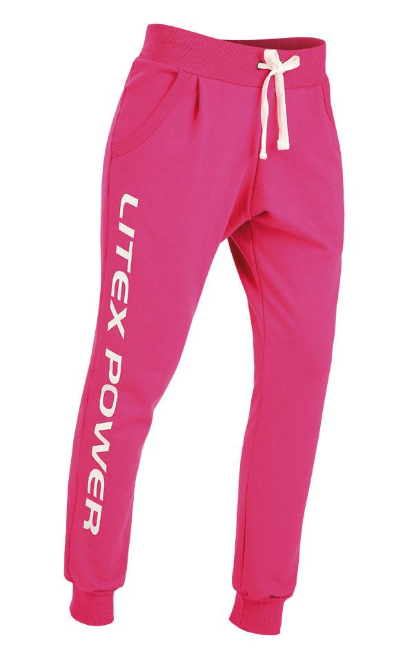 Tepláky dámské dlouhé s nízkým sedem. 51250   Kalhoty LITEX LITEX