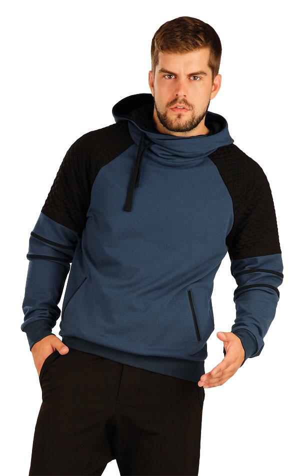 Mikina pánská s kapucí. 51251 | Sportovní oblečení LITEX