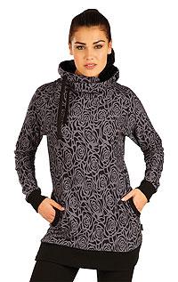 Mikina dámská s kapucí.
