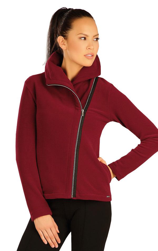 Bunda dámská s límcem. 51303 | Sportovní oblečení LITEX