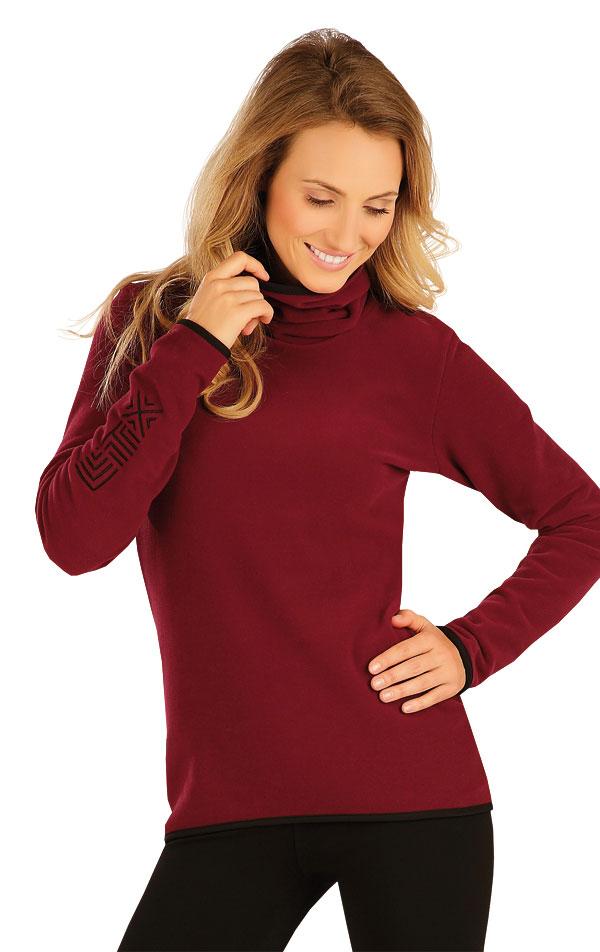 Rolák dámský s dlouhým rukávem. 51304 | Sportovní oblečení LITEX