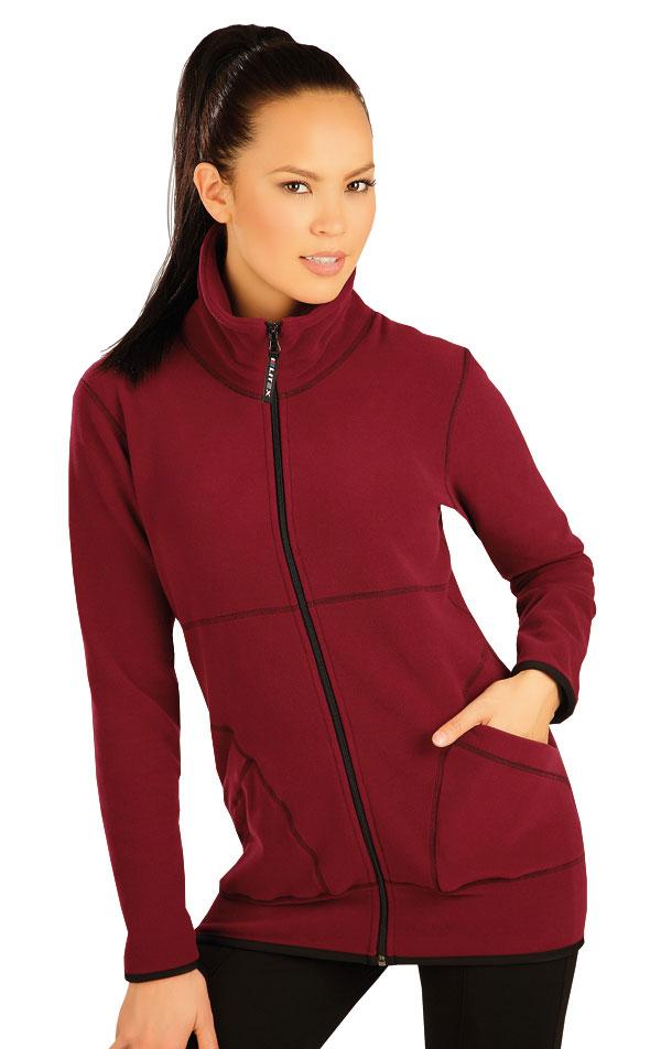 Bunda dámská se stojákem. 51305 | Sportovní oblečení LITEX