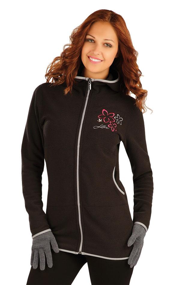 Bunda dámská s kapucí. 51310 | Sportovní oblečení LITEX
