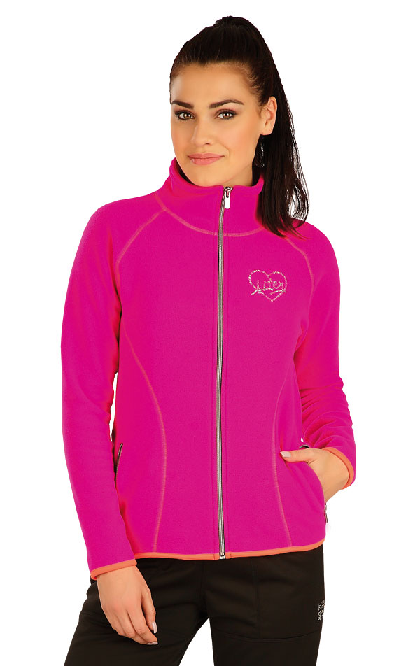 Bunda dámská se stojákem. 51319 | Sportovní oblečení LITEX