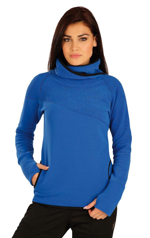Mikina dámská se stojákem. 51323 | Sportovní oblečení LITEX